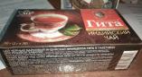 В Беларуси выявлен российский чай с плесенью и российский молотый перец с кишечной палочкой