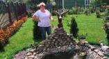 В Ковалях Пружанского района приземлился шарик с открыткой из Голландии, в Ружанах - из Германии!