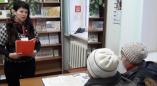"""У Шаняўской сельскай бібілятэцы паказалі фільм """"Пружанскі край"""" да 80-годдзя нашага раёна"""