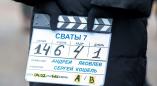 Фоторепортаж: как в белорусской деревне снимают седьмой сезон сериала «Сваты»(продюссер Зеленский?)