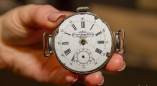 Самые старые часы коллекции музея истории ВОВ — талисман первого секретаря Шерешевского РК КПБ