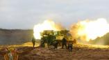 Миротворческая рота Беларуси и морпехи Великобритании провели совместные учения. Фоторепортаж