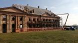Строители исполняют мечту Сапегов. Посмотрите, как теперь выглядят «одни из величайших руин Европы»