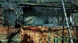 Сегодня ночью в Линово на пожаре погиб мужчина