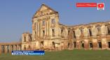 Архітэктурныя жамчужыны ёсць і ў Брэсцкай вобласці. Ружанскі замак і Косаўскі палац (відэа)