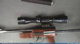 В Пружанском районе задержали торговцев оружием. Фото и видео
