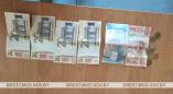 Оперативники раскрыли кражу 10 тысяч долларов в Пружанском р-не, но от них почти ничего не осталось