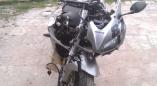 В Пружанском районе в ДТП пострадал водитель мотоцикла