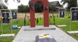 В деревне Заречье Пружанского района состоялось открытие сквера памяти