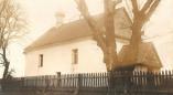 Церковь Святого Николая Чудотворца в д.Засимовичи Пружанского района 1811 года постройки, 1940-е гг.