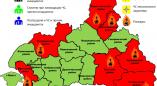 Два пожара произошло вчера в Пружанском районе