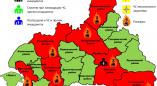 19 декабря произошли пожары в жилых домах в Пружанах и Шерешево