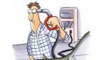 5-ый раз за два месяца. Завтра сново дорожает автомобильное топливо.