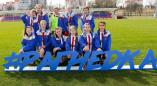 Завершился второй сезон лиги #WOOOOW среди девушек до 13 лет. У Пружан 5 место, у Минска - 1-ое.
