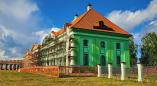 На аднаўленне палаца Сапегаў у Ружанах у 2021г. па 450 000р. з рэспубліканскага і мясцовага бюджэтаў