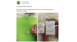 """Паблик """"Это Беларусь"""" сообщает: """"в Гродно в купленной в магазине «Светофор» колбасе нашли зуб"""""""