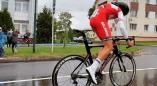 Фотофакт: в Пружанах и Пружанском районе в эти дни проходят соревнования по велоспорту.