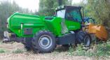 Кроме харвестера и форвардера Пружанский лесхоз собирается закупить ещё самоходный колесный мульчер