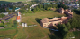 Август 2019г. Видео из Ружан(видны подвижки в реставрации Дворца Сапег)
