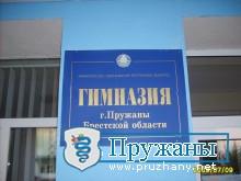 Образовательные учреждения г.Пружаны