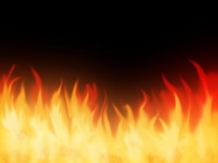 В результате пожара в частном доме погибли дети