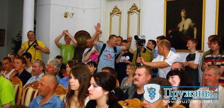 """Фотоотчет с концерта группы """"Садъ"""""""