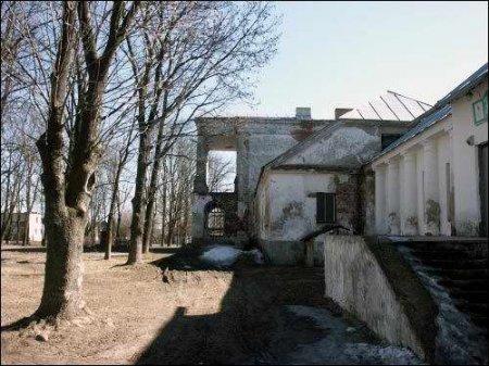 Палацава-паркавы комплекс Трэмбіцкіх