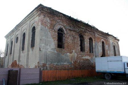 Сынагога ў Ружанах, XVIII ст.