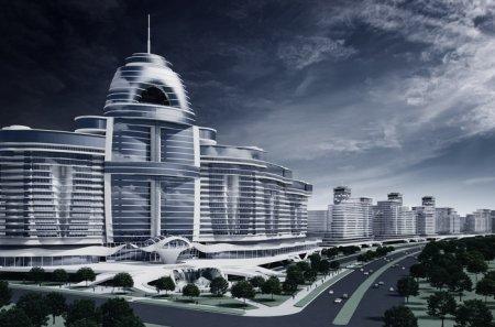 Уроженец Пружанщины строит жилой комплекс в Минске стоимостью 120 миллионов долларов