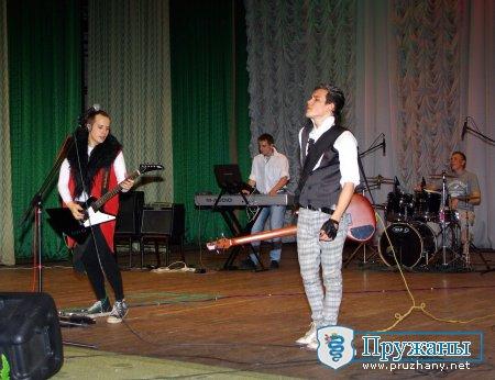 МОЛОДЕЖНАЯ ВЕСНА - 2012 (rock)