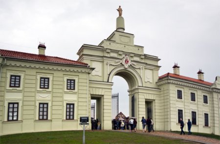 Прием короля Владислава IV в Ружанах