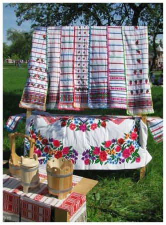 Народные мастера из Пружан представили свои работы в Минске