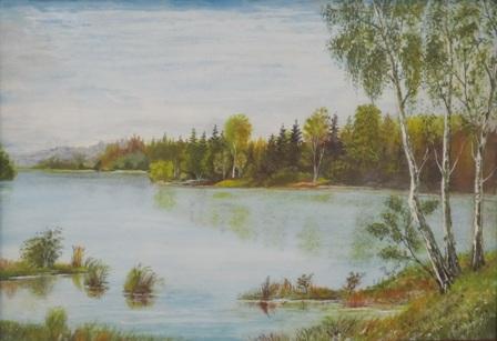 Малюнкі з падарожжаў Аляксея Русіновіча