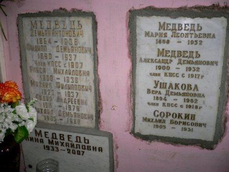 75 лет с дня расстрела Филиппа Медведя