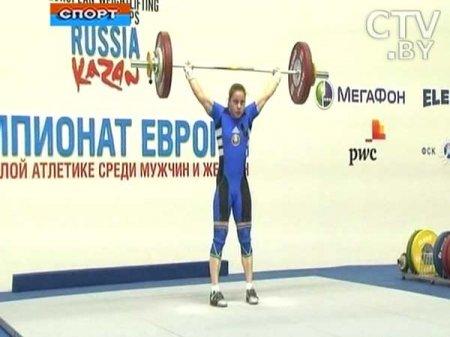 Юлия Рипинская – чемпионка Европы!