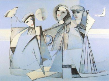 «Выстава трох карцін» прайшла у музеі-сядзібе «Пружанскі палацык»